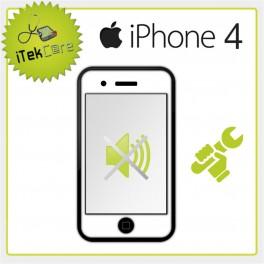 Réparation du bloc buzzer pour iPhone 4