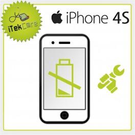 Remplacement de la batterie pour iPhone 4S