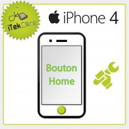 Réparation nappe de bouton home pour iPhone 4