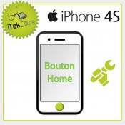 Réparation nappe de bouton home pour iPhone 4S