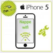 Réparation amplification wifi pour iPhone 5