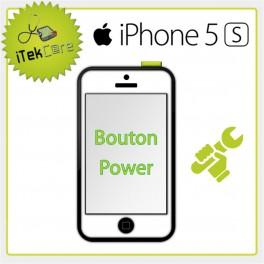 Réparation bouton on/off - power pour iPhone 5S