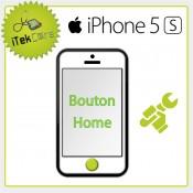 Réparation nappe de bouton home pour iPhone 5S