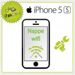 Réparation amplification wifi pour iPhone 5S