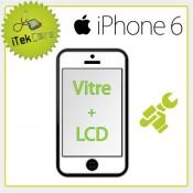Réparation écran avant iPhone 6 Plus