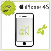 Réparation port recharge pour iPhone 4S