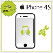 Réparation du port jack pour iPhone 4S