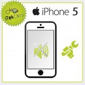 Réparation du bloc buzzer pour iPhone 5