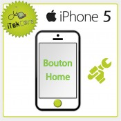 Réparation nappe de bouton home pour iPhone 5