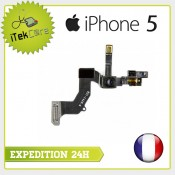 Nappe flex camera avant facetime + capteur de proximité pour iPhone 5
